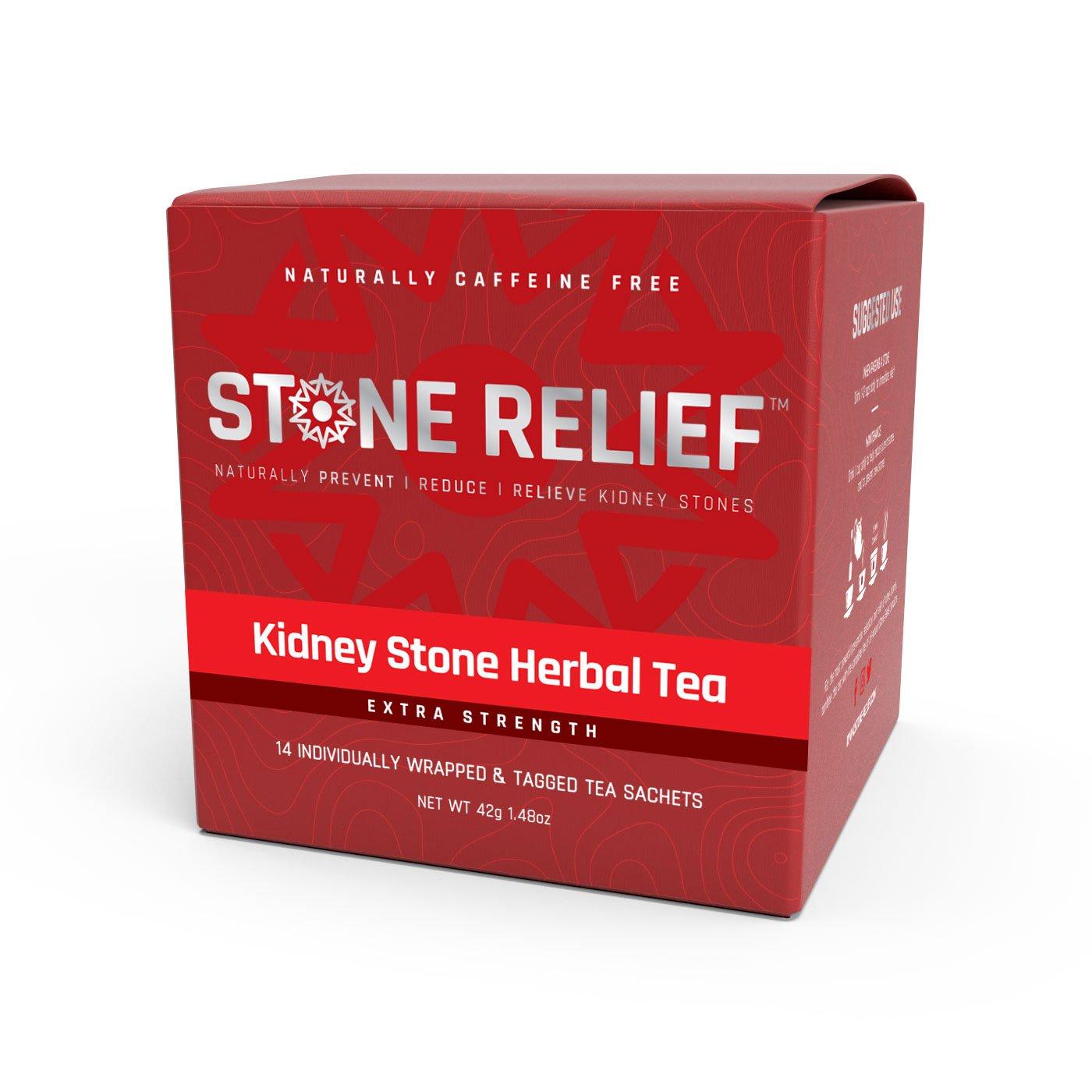 Free Stone Relief Herbal Tea Sample