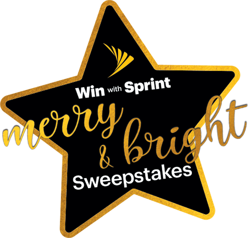 Sprint's Merry and Bright Sweepstakes