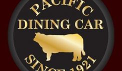 Free Birthday Entree from Pacific Dining Car
