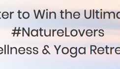 Urban Wellness Magazine's Ultimate #NatureLovers Sweepstakes
