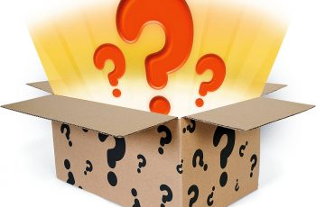 Win a Mystery Box Filled With Prizes