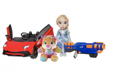 Free $10 to Spend on Holiday Toys at Walmart