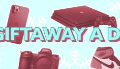 Ultimate Holiday Gift Giveaway Including Airpods