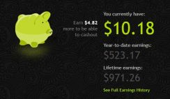 FREE $1+ Cash - Sign Up for FREE - Easy PayPal Payouts!