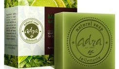 FREE soap - Adra Green Tea Lime Soap ends 1/31