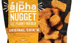 FREE vegan snacks - Alpha Foods Plant-Based Chik'n Nuggets