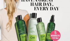 Win Avon CHI Essentials Free Hair Care Bundles - ends 2/4