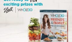 Win 1 of 625 Prizes From Ball Home Canning From Whole30 - Enter Daily - Instant Win Game - Ends 1/31