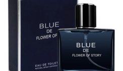 FREE perfume from Blue De Flower of Story Perfume