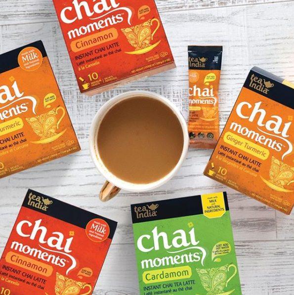 Win a Box of Chai Tea