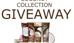 Win 1 of 3 Dessert Essence Coconut Hair & Skin Care Collections - ends 1/22Win 1 of 3 Dessert Essence Coconut Hair & Skin Care Collections - ends 1/22