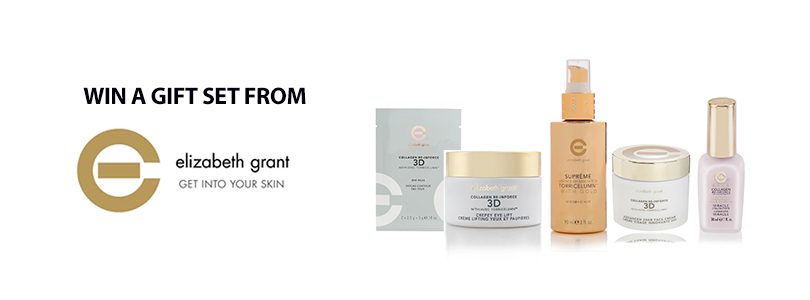 Win an Elizabeth Grant Skincare Gift Set ($525 Value) - ends 1/20