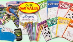 Win 1 of 6 Game Night Prize Bundles From Walter Drake - ends 1/24