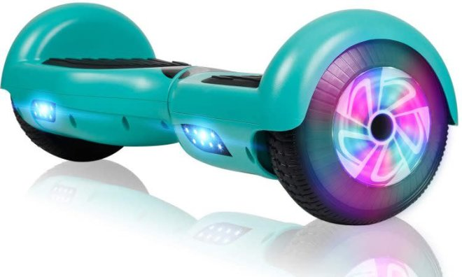 Win a Veveline Hoverboard