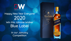 Win a Free Johnny Walker Blue Label Collector's Premium Whisky From Dream Whiskies - ends 2/4