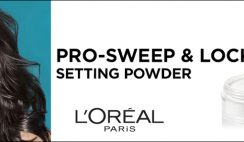 FREE L'Oreal Paris Infallible Setting Powder