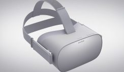 Free Virtual Reality Giveaway - Win an Oculus Go VR Headset