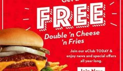 FREE Steak 'n Shake Burgers, Fries & Birthday Free Milkshakes