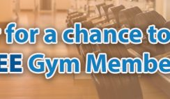 Win 1 of 5 $599 Checks From Walmart - For Resolutions Made Easy & Gym Membership