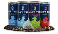 FREE Zest Tea - Sparkling Energy Tea