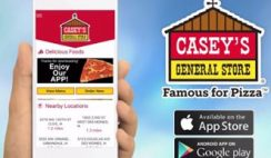 FREE Slice of Pizza at Casey's General Store + Different Daily Freebies!