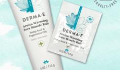 FREE Derma-E Arnica Warming Sore Muscle Rub