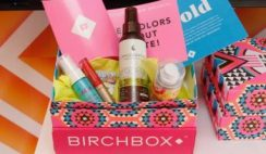 Win a Year of Birchbox Monthly Beauty Boxes - ends 3/1