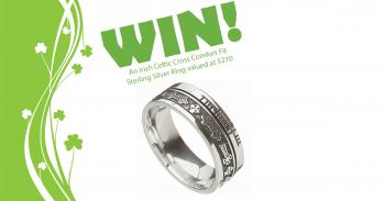 celtic ring giveaway