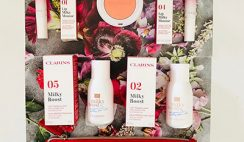 Win the Clarins Milk Shake Limited Edition Spring Makeup Line - ends 3/3