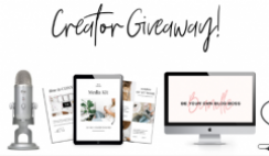 Win a HerPaperRoute Creator Bundle - ($610 Value) - ends 2/18