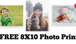FREE 8x10 Photo Print From CVS Photo  - Today Only!