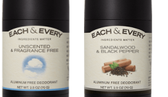 FREE Each & Every Deodorant