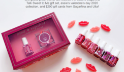 Win a $200 Ulta Gift Card, $200 Sugarfina Gift Card, + Sugarfina Gift Set, & Essie Valentine's Day Collection or 1 of 3 Sugarfina Gift Sets - ends 2/14