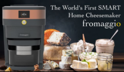 Win a Fromaggio Smart Cheese-Maker For Your Home - ends 2/22