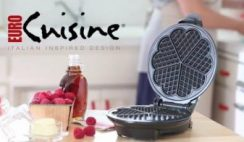 Win a Waffle Maker - ends 2/29