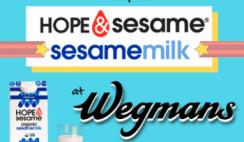 FREE Hope & Sesame Sesamemilk