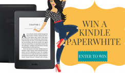 Win a Kindle Paperwhite ($199 Value) + 20 E-Books of Your Choice From Book Throne - ends 2/29