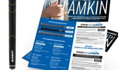 FREE Lamkin Golf Grip 2020