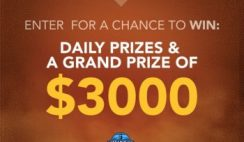 Win $3,000 Cash or a Foosball Table ($300 Value) - ends 2/8
