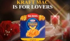 Win 1 of 1,000 Kraft Mac is For Lovers Prize Bundles -  ends 2/9 @4pm EST