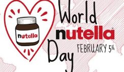 FREE Nutella 13oz Jar on February 5th!