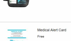 FREE Aware in Care Kit