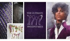 Win the Ultimate Prince 1999 Sweepstakes - ends 3/20