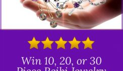 Win a Free Reiki Jewelry Bundle ($300+ Value) - ends 2/29