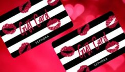 Win a $500 Sephora Gift Card From Buzzfeed - ends 2/27