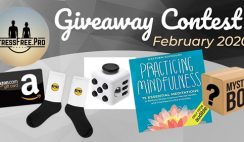 Win 1 of 5 $500 Stress Free Pro Collections - ends 2/28