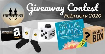 Win a Stress Relief Contest - ends 2/28