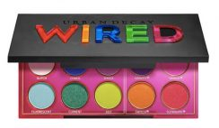 Win an Urban Decay Wired Pressed Pigments Eyeshadow Palette - ends 3/11