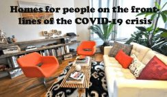 FREE Airbnb Housing For COVID-19 Front-Line Responders