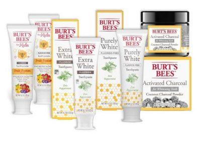 Year Supply of Burt